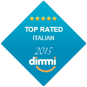 Top Rated Italian 2015 by Dimmi